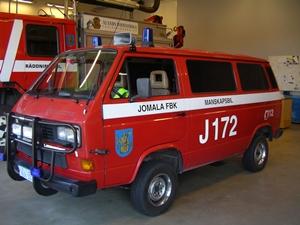 Manskapsbil J172